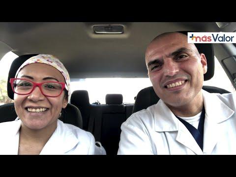 ¿Cómo es la vida en la zona Covid?, ¿qué viven los pacientes?, ¿qué vive el  personal?