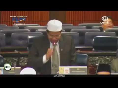 MP Sepang (PH) Timb. Menteri YB Haji Hanipa Maidin Loya Apabila MP Pembangkang Berbahas!