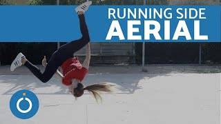 Running Side Aerial - Acrobatic Tutorial