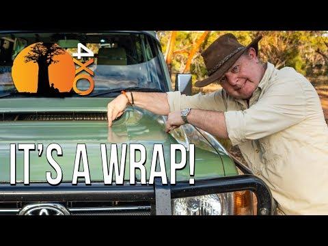 VINYL WRAP a 4×4. Automotive WRAP. Long term review