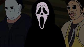 Dead By Daylight Scream Parody