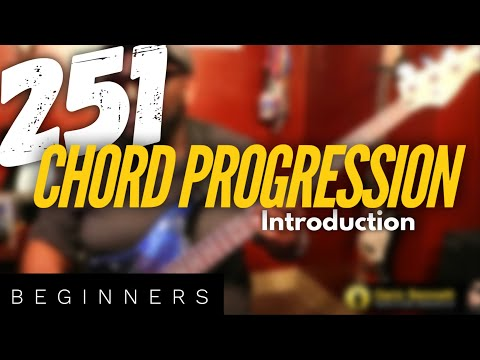 What is the 251 Progression? (Beginners)| Bass Guitar Tips ~ Daric Bennett's Bass Lessons