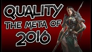 Dark Souls 3: Quality Build! The Meta Of 2016