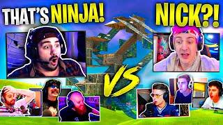 Nickmercs vs Ninja?! WE FOUND HIM! Ft. Ninja, Tim, DrDisrespect, SypherPK & More!