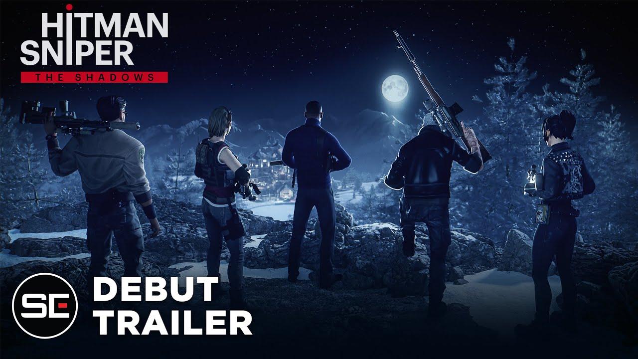 Hitman Sniper: The Shadows