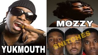 Yukmouth Responds to Mozzy Dissing Him