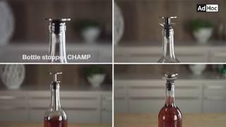 Adhoc Wijnstop en Schenker Gusto