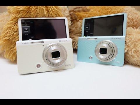 [REVIEW] รีวิวกล้อง Casio ZR55 กับ ZR50