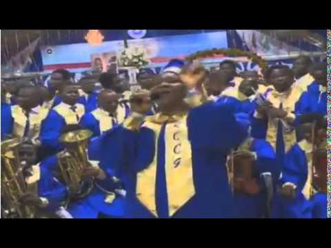 Bukola Bekes at RCCG 62nd Convention The Holy Spirit Friday Night