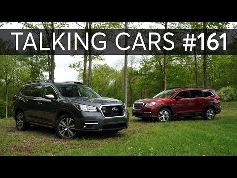 2019 Subaru Ascent; Our Worst Automotive Mistakes | Talking Cars With Consumer Reports #161