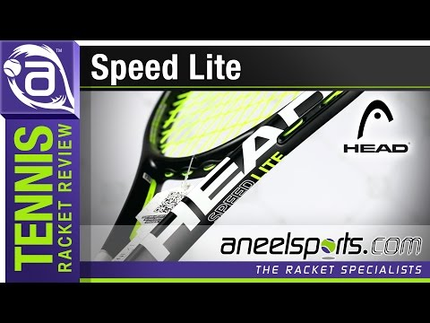 HEAD GrapheneXT Speed Lite Tennis Racket Review - AneelSports.com