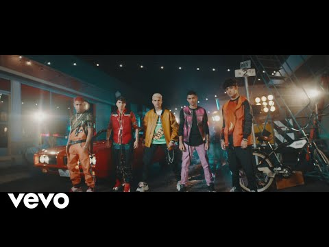 Cnco De Cero Official Video