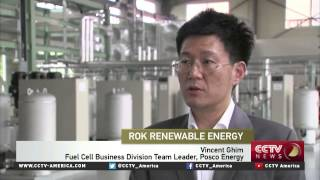 World's largest fuel cell power plant located south of Seoul