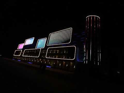 Aluminium LED Facade Light