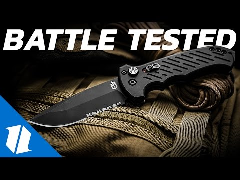 The Most Prolific Automatic Knife Ever | Gerber 06 Auto