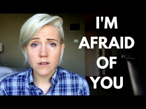 I'm Afraid of You