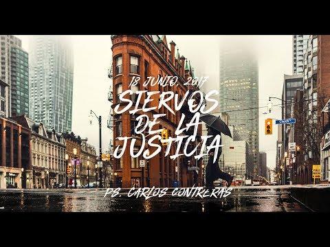 Siervos de la justicia