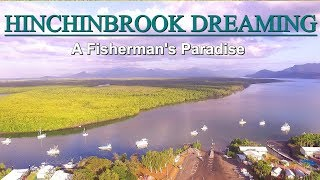Great footage of the Hinchinbrook Marine Cove Resort and the Channel