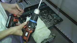 Test des Black & Decker 18 V Akku-Multifunktionsgerät Multievo