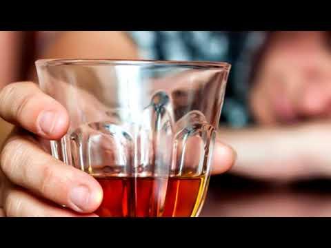 Die Zwangsbehandlung des Alkoholismus in pjatigorske