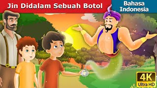 Download Video Jin Didalam Sebuah Botol | Dongeng anak | Kartun anak | Dongeng Bahasa Indonesia MP3 3GP MP4
