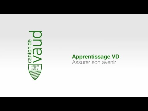 Etat de Vaud - Apprentissage