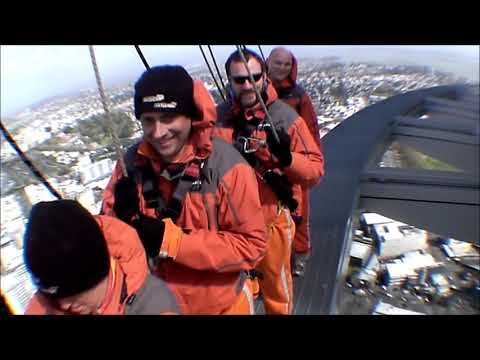 Sky Walk Video Adventure Travel - Auckland New Zealand