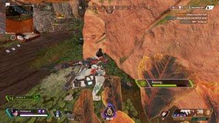 Wraith passive skill awesomeness