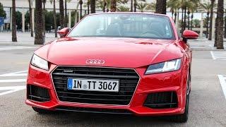 2015 Audi TT Roadster - Die Sitzprobe!