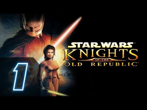 Star Wars: Knights of the Old Republic(KOTOR) - Максимальная сложность - Прохождение #1