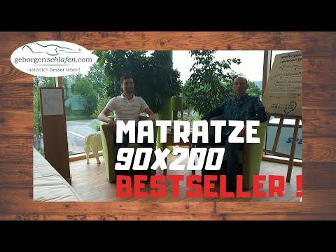 Matratze 90x200 die meistverkaufteste Matratzengröße! Matratzen Bestseller, Betten auf Lager! Part#4