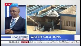 WATER SOLUTIONS: How Kenya loses billions in water leakages, causing water shortages