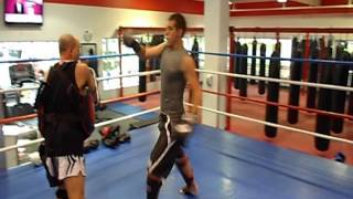 preview picture of video 'White Tiger Muay Thai'