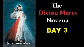 Divine Mercy Novena & Chaplet - Day 3