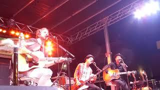 """The Trews """"Civilianaire"""" Live Oakville August 19 2017"""