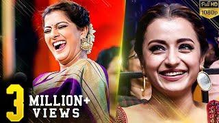 Kill Vishal, Kiss Simbu, Marry...? - Varalakshmi's Choice! - Trisha's Reaction
