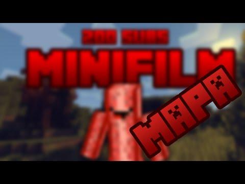 Klobáska | MINECRAFT MINIFILM | Mapa z nahrávání