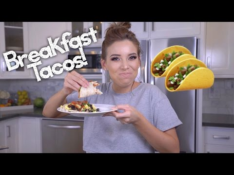 QUICK & EASY BREAKFAST RECIPE | LUSTRELUX
