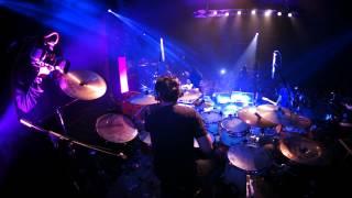 """Azim """"JenK"""" Ali at FT @ KL Live (DRUM CAM) Adrenalin + Superhero"""