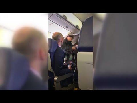 Southwest Airlines passenger arrested for making threats on flight