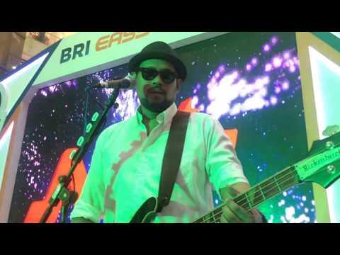 NAIF - Itulah Cinta Live at Gandaria City (BRI Easy Card event)