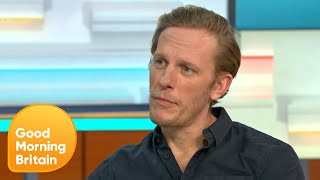 Laurence Fox Defends His Right to an Opinion After His Controversial Comments   Good Morning Britain