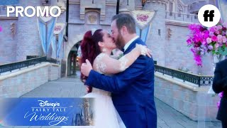 Disney's Fairy Tale Weddings | First Look At The Series | Freeform