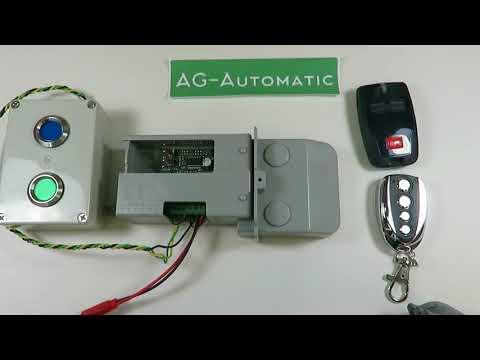 BFT Remote programming instructions by Allgate - смотреть
