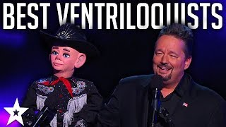TOP 6 Ventriloquists WORLDWIDE on Got Talent | Got Talent Global