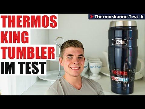 Thermos King Tumbler Test - Einer der besten Thermobecher!