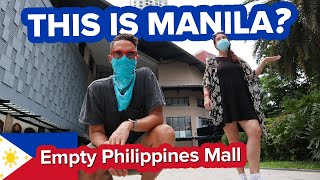 Foreigners First Impressions Of Manila During COVID-19. Philippines Lockdown 😷