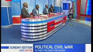 NASA principals plan to meet President Uhuru Kenyatta