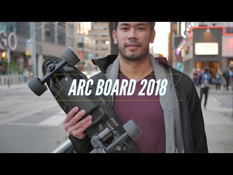 ARC BOARD 2018 Review – My Experience with the Most Portable Electric Skateboard
