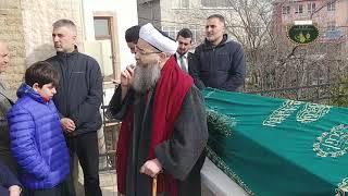 Cübbeli Ahmet Hocaefendi'nin Komşusu Bilgin AKAYDIN Beyfendi'nin Cenaze Namazındaki Konuşması
